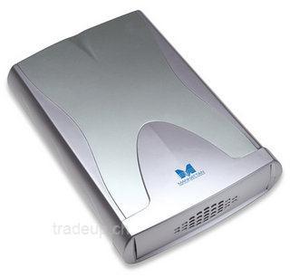Barcodescanner Manhattan, Kontakt CCD, USB, Scannerbreite: 80 mm, Lichtquelle: LED rot,